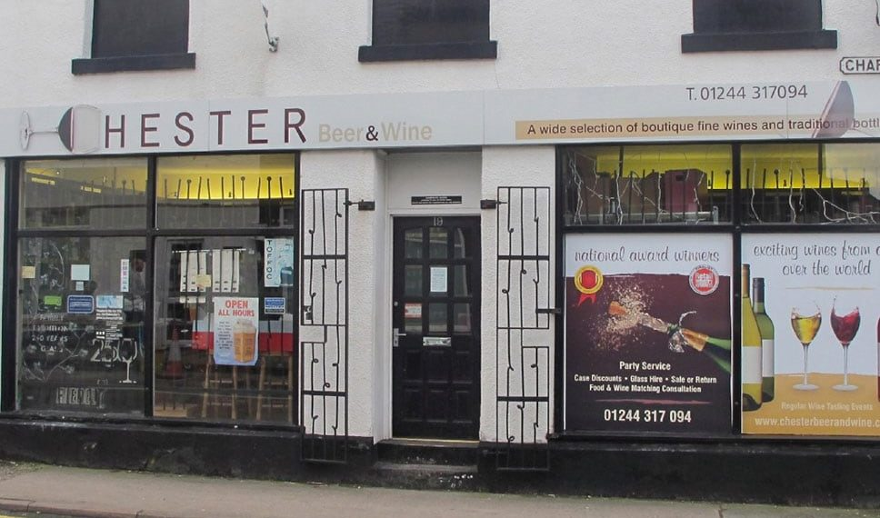 Welcome to Chester Beer and Wine!