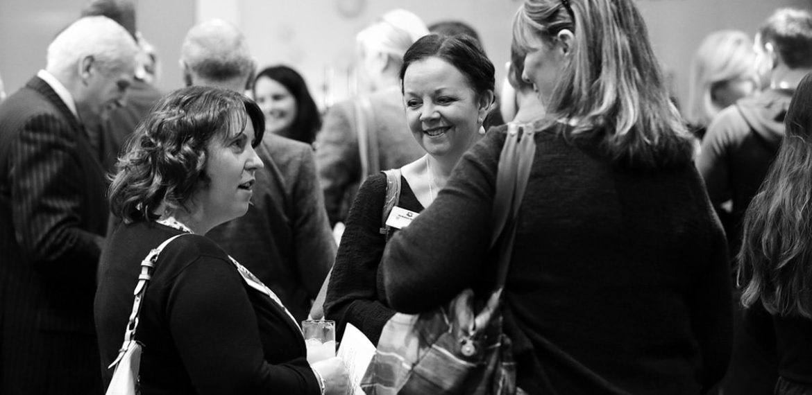 The Golden Rule of Networking-That our members always remember!