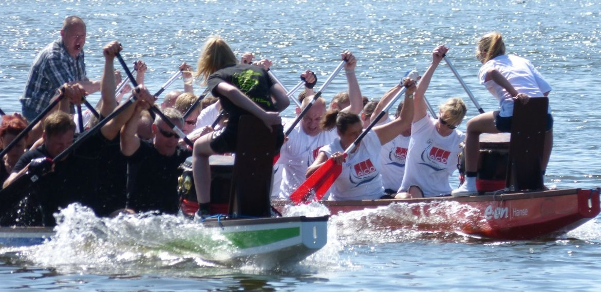 Have you got what it takes to Race the Dragon for The Clatterbridge Cancer Charity?