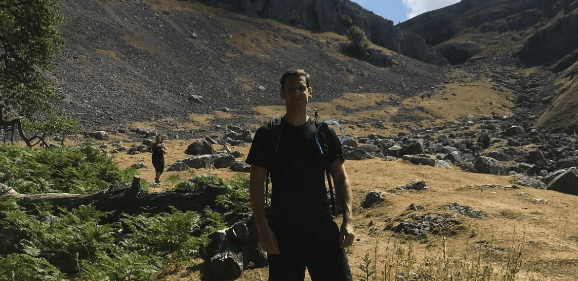 Man Vs Mountain 2018 for Claire House Childrens Hospice