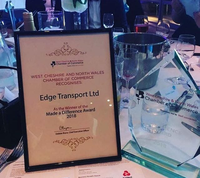 Edge Transport Making a Difference !