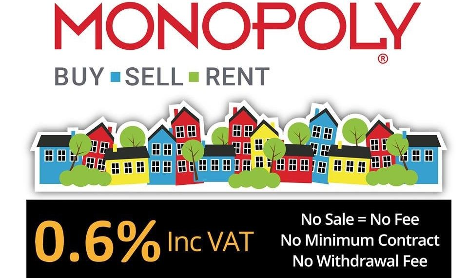 Amazing fees from Monopoly Buy Sell Rent …