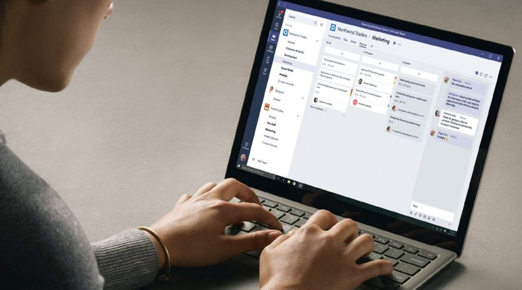 Why Microsoft Teams is the collaboration tool for you