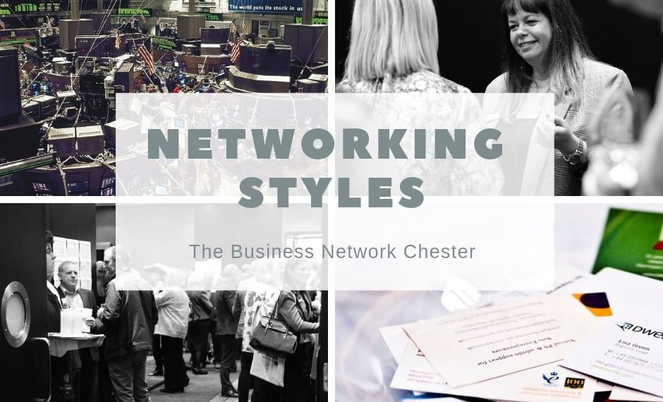 The 3 Modes of Networking