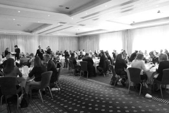 The Business network - over 80 in attendance