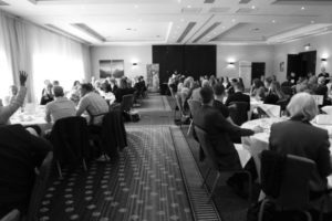 The Business Network event - a Room of decision makers