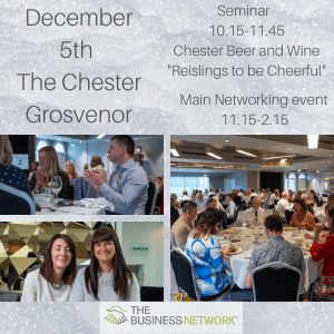 The Business Network Chester December 5th event