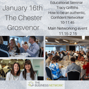 The Business Network Chester Jan 16th Networking event