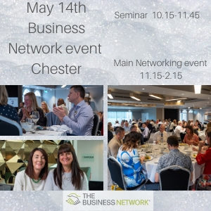 Business networking event - 14th May 2020