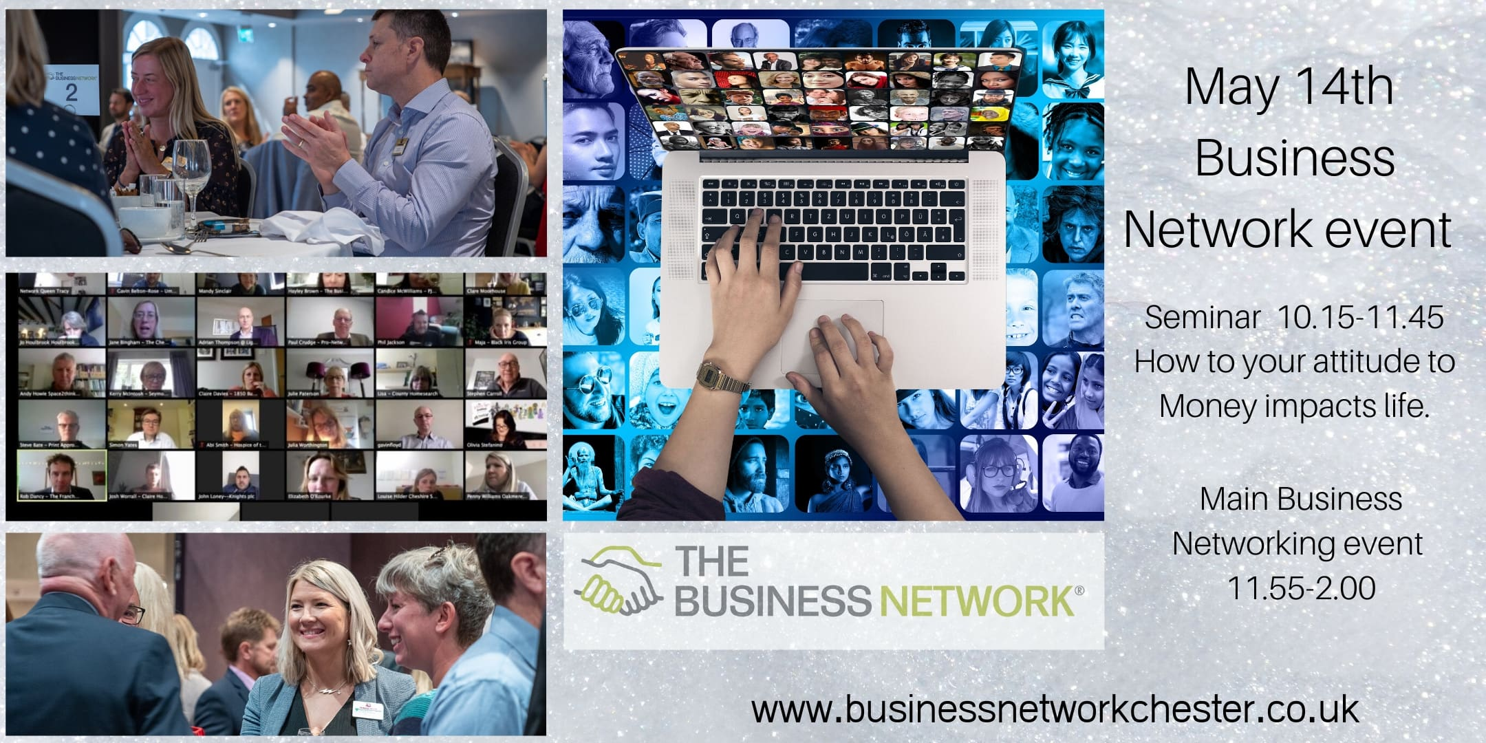 Business Networking Chester On Line