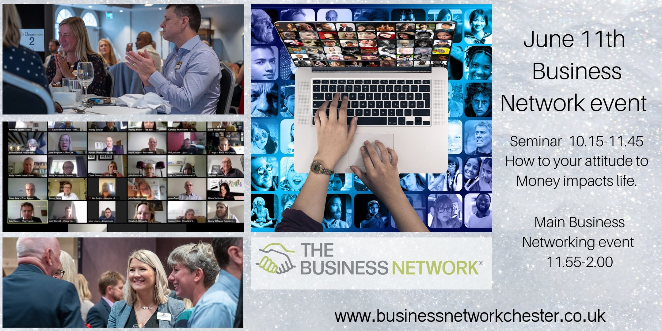 Quality Business networking event