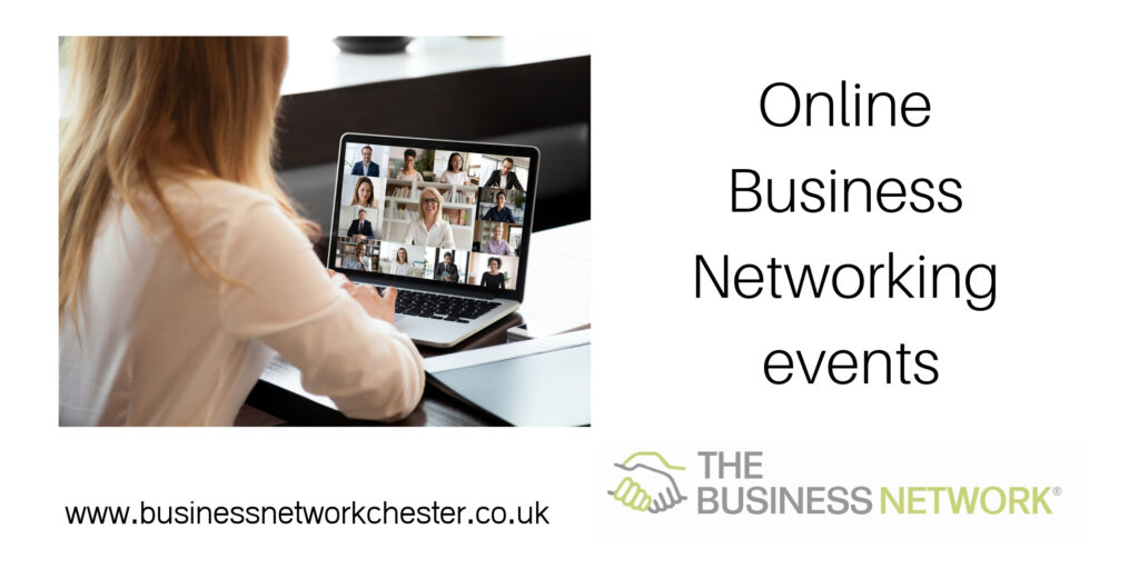 Online Business Networking event for business networking Northwich