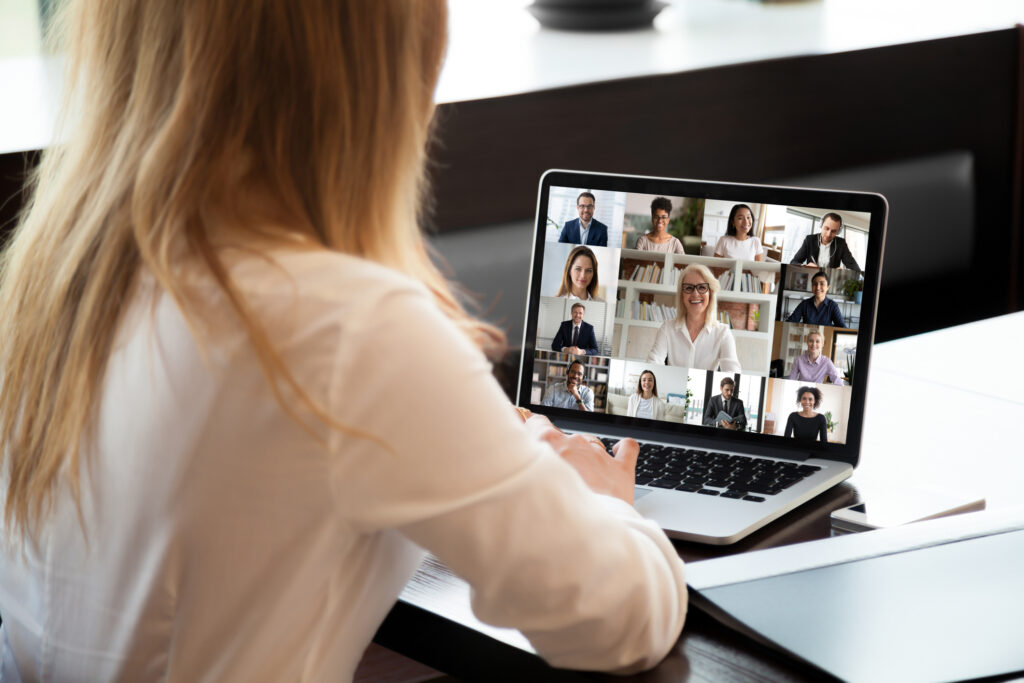 Online Business Networking