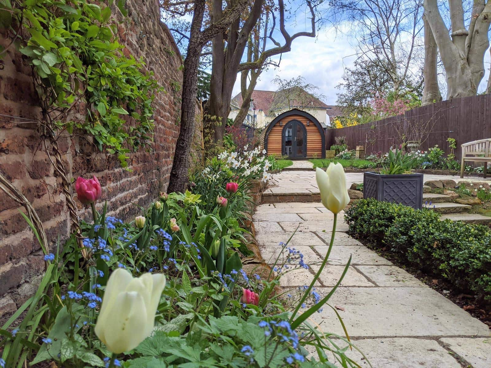 Garden design top tips