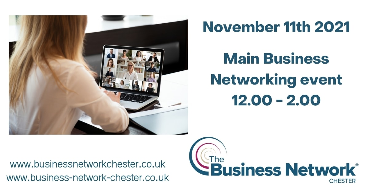 Online Business Networking event
