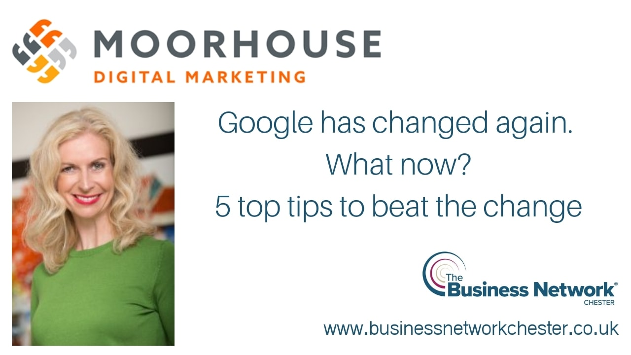 Google has changed - have you?